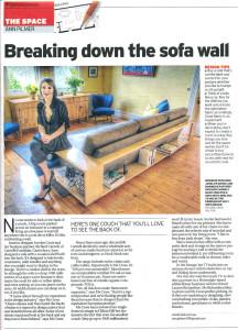 The Sunday Age, Loft Sofa