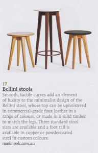 Houses April2014_Bellini Stools
