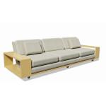 Loft 3 Seater Sofa