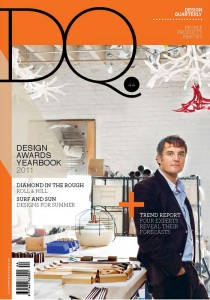 Design Quarterly :: January 2012 - Cover