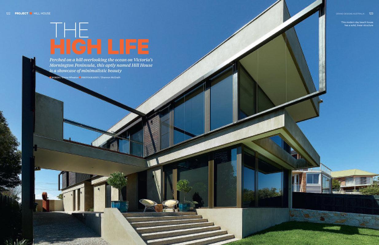 Wonderful House Designs Magazine Images - Simple Design Home ...