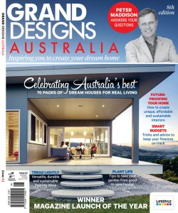 Grand Designs Magazine :: February 2014 - Cover
