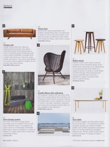 Houses Magazine - April 2015 - Content