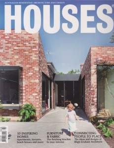 Houses Magazine - April 2015 - Cover