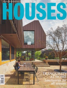 Houses Magazine :: February 2015 - Cover